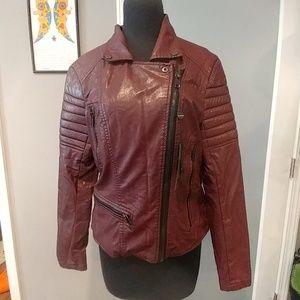 NWT Blank NYC Moto Jacket